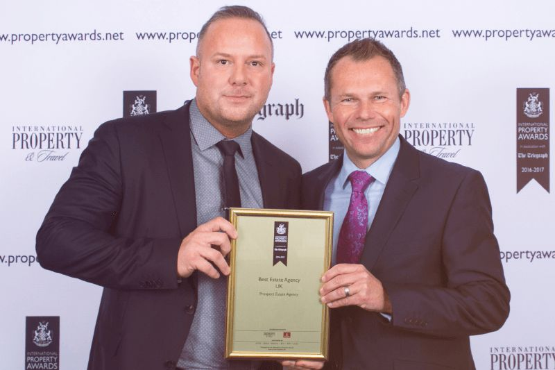Best Estate Agency in the UK