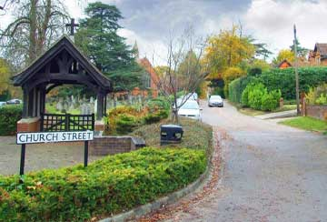Properties for sale in Crowthorne