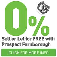 Farnborough Sell for Free Offer