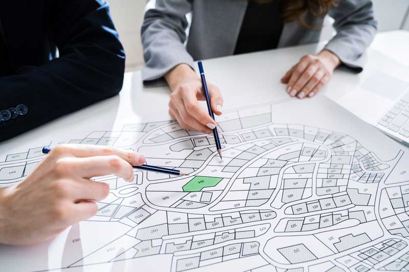 Land Planning and Management with Prospect Land