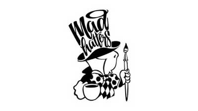 Mad Hatters Pottery logo
