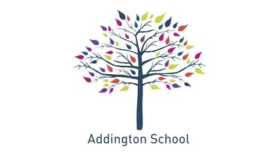 Addington School logo