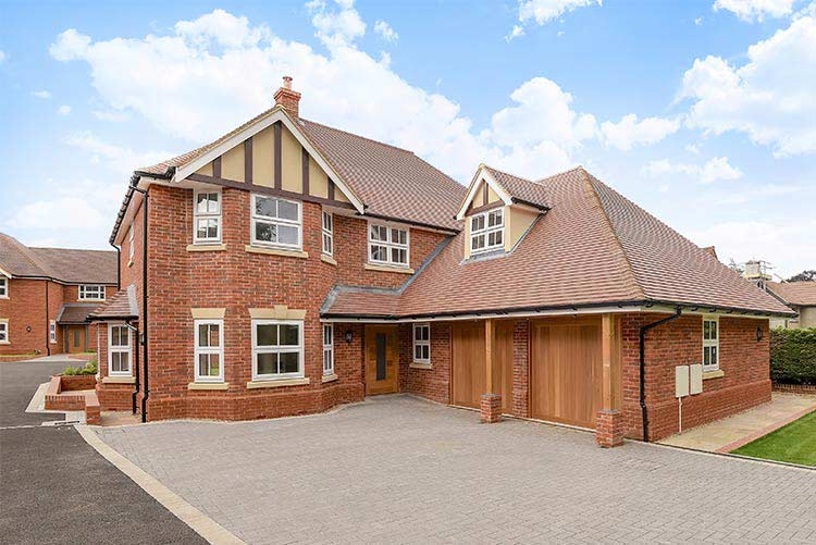 Broadhaven Fully Reserved Development in Binfield