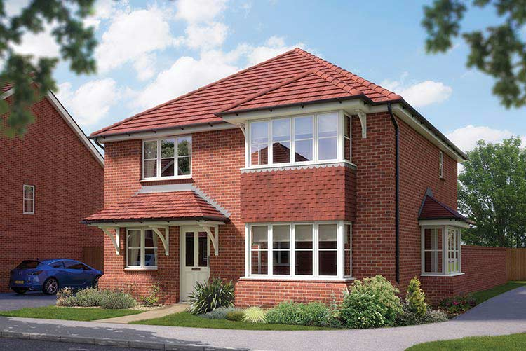 Emmbrook Place Development in Wokingham