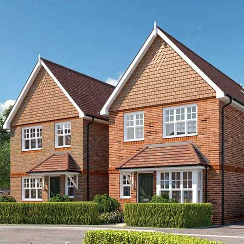 Parfit Keep - New Homes Development