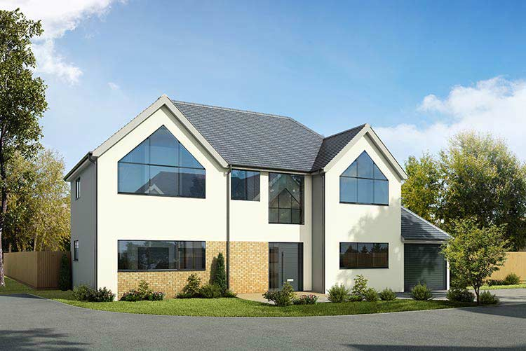 Trinity Place Fully Reserved Development in Bracknell