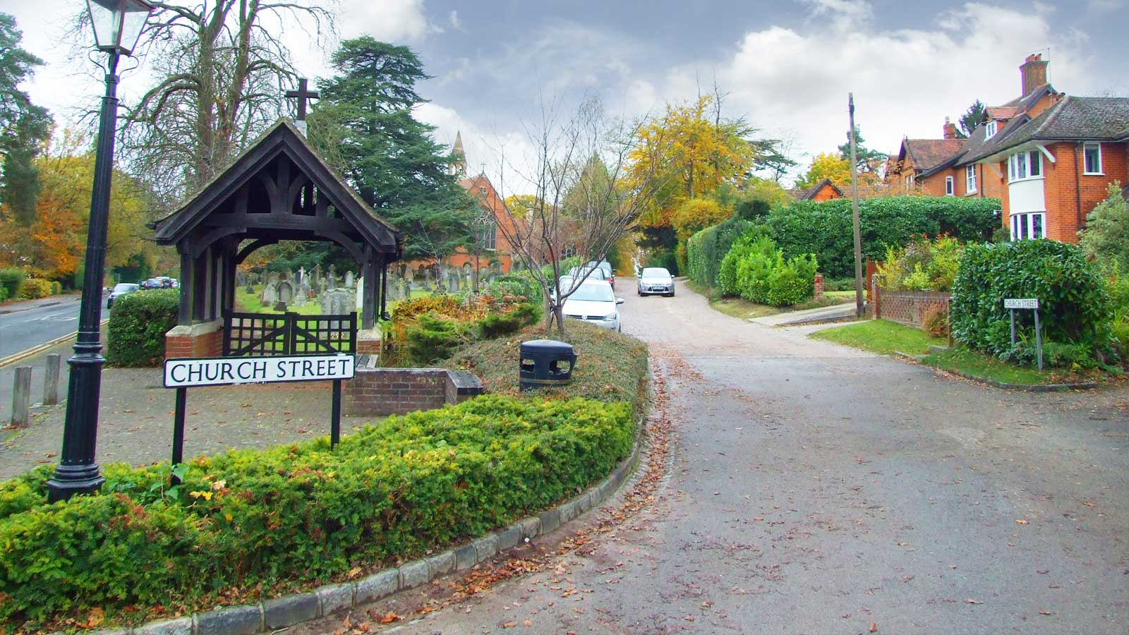 Market Update in Crowthorne