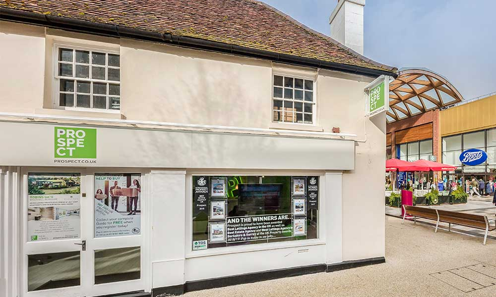 Our Lettings Office in Bracknell