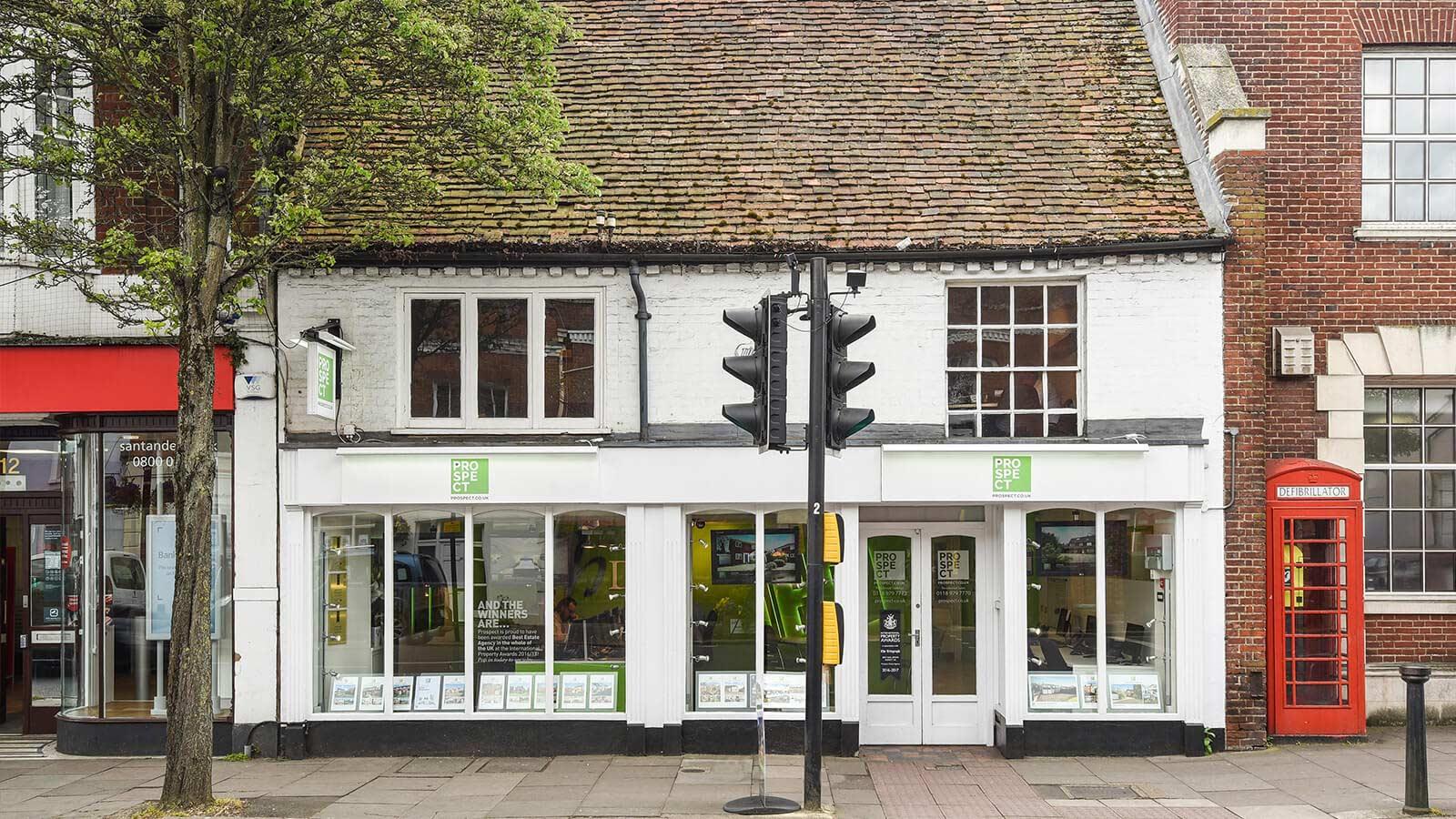 Estate Agents Wokingham Prospect Estate Agency