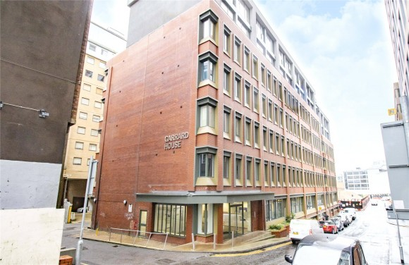 Flat 9, Garrard House, 30 Garrard Street, Reading, Berkshire, RG1