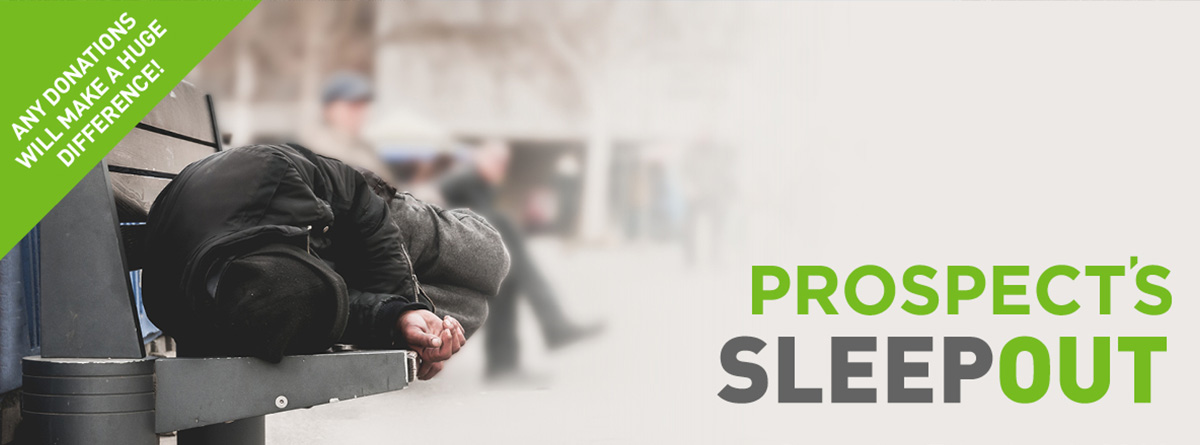 Charity Sleep Out for Homelessness on Saturday 7th March