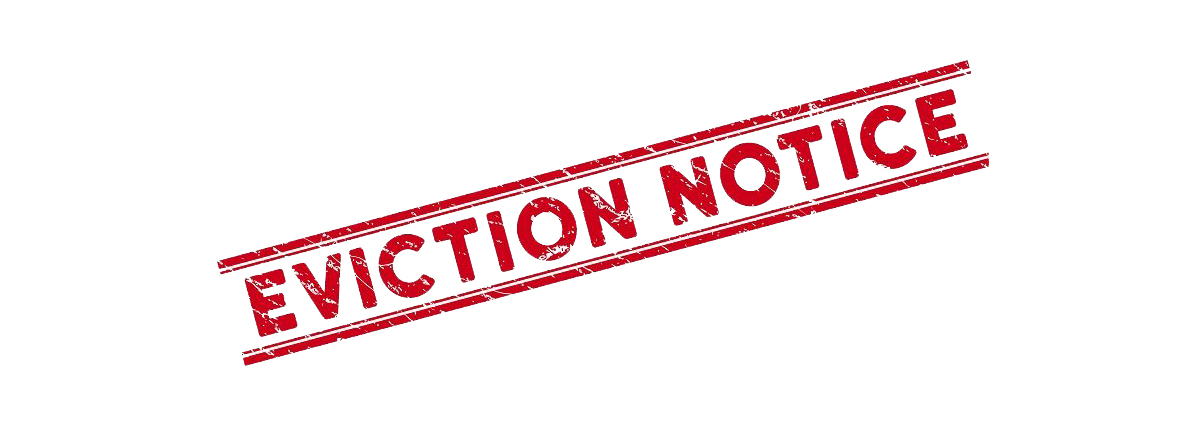 Eviction Ban Extended until 20th September