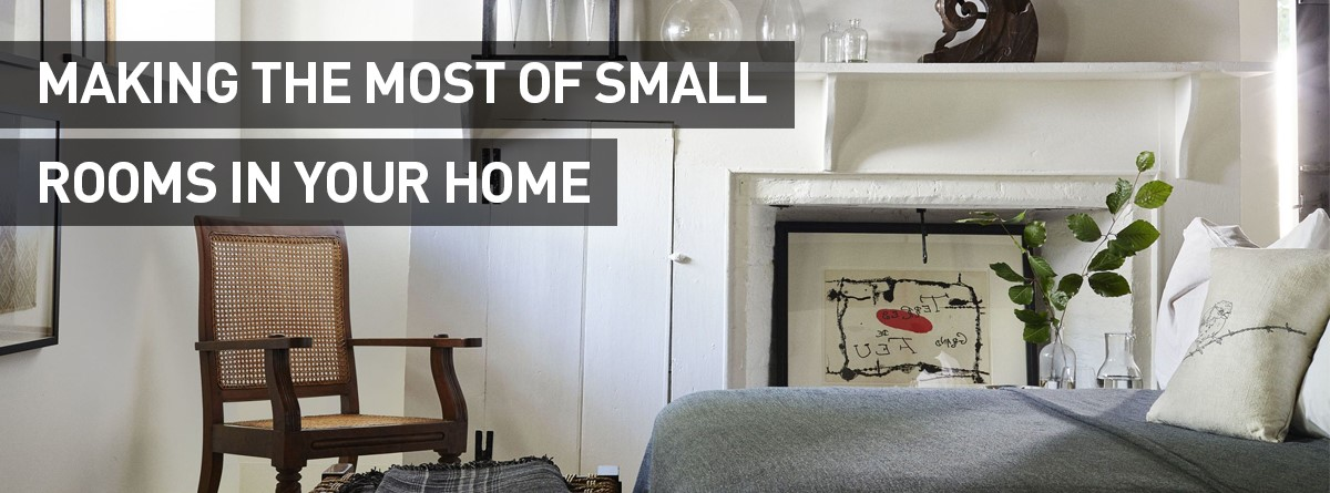 Making the most of small rooms